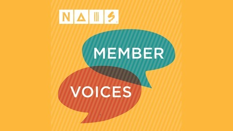 Marja Brandon on NAIS Member Voices Podcast